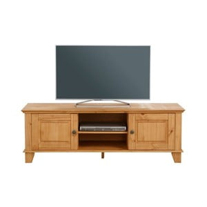 Comodă TV din lemn de pin Støraa Jamie