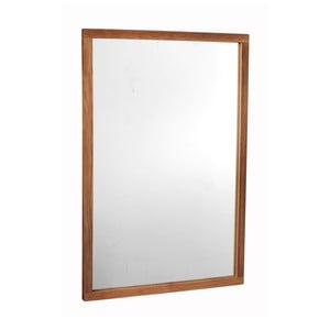 Přírodní dubové zrcadlo Folke Lodur