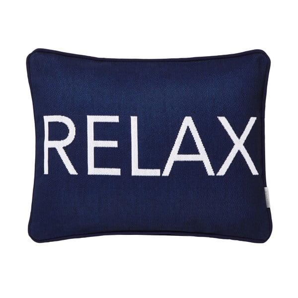 Povlak na polštář Relax Navy