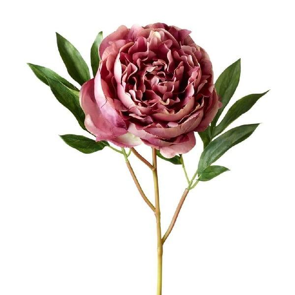 Umělá květina Peony Pink