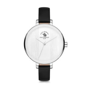 Dámské hodinky s koženým řemínkem Santa Barbara Polo & Racquet Club Bubble