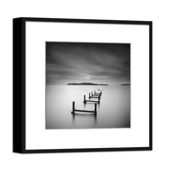 Tablou Styler Artbox Jetty I, 50 x 50 cm imagine