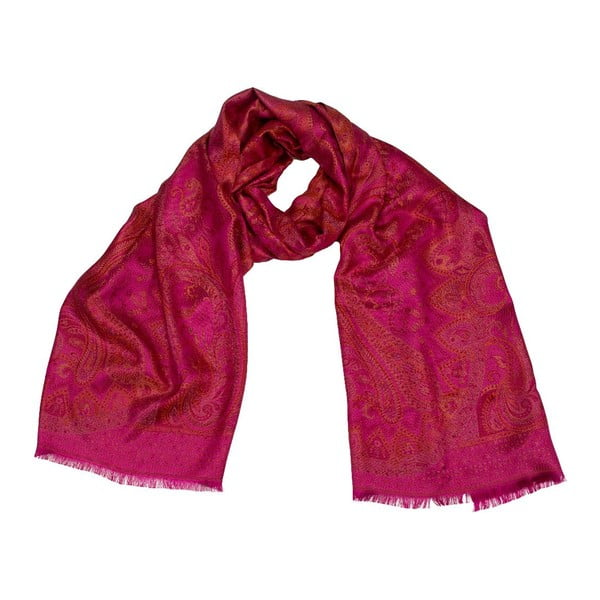 Šátek Frieda Pink