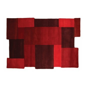 Covor din lână Flair Rugs Illusion Collage Justinne, 120 x 180 cm