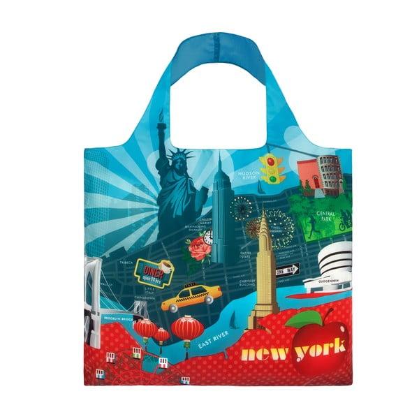 Skládací nákupní taška New York