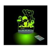 Dětské LED noční světýlko Pocoyo & Friends