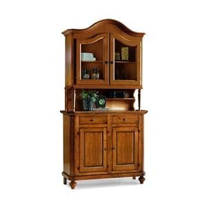 Servantă din lemn cu 4 uși și 2 sertare Castagnetti Classico