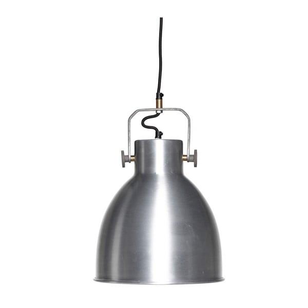 Závěsné svítidlo ve stříbrné barvě Hübsch Heriette
