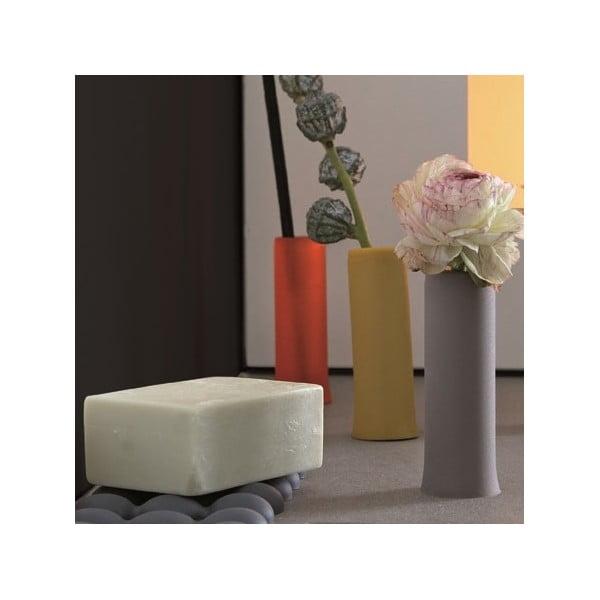 Univerzální nádoba/váza Assolo Basso, žlutá