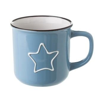 Cană din ceramică Unimasa Star, 325 ml, albastru de la Unimasa