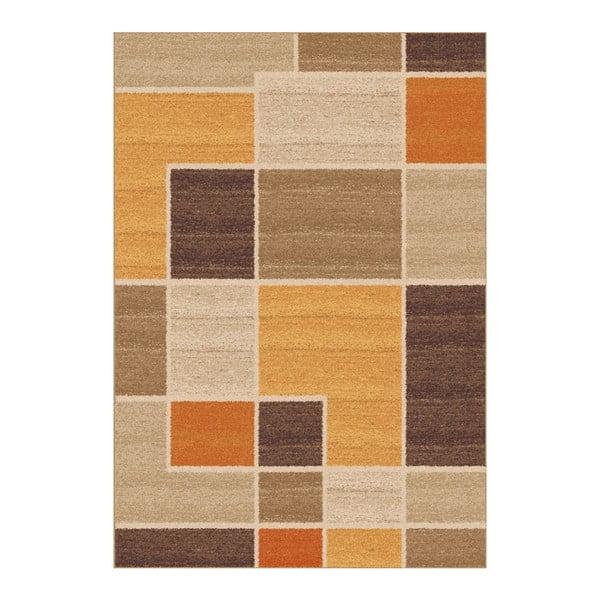 Nilo narancs-bézs szőnyeg, 57 x 110 cm - Universal