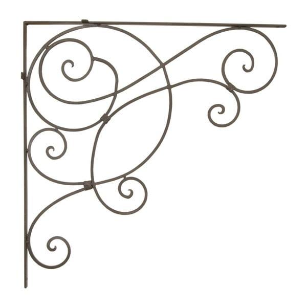 Nástěnná kovová dekorace Hookiron