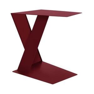 Odkládací stolek Siderietto Red
