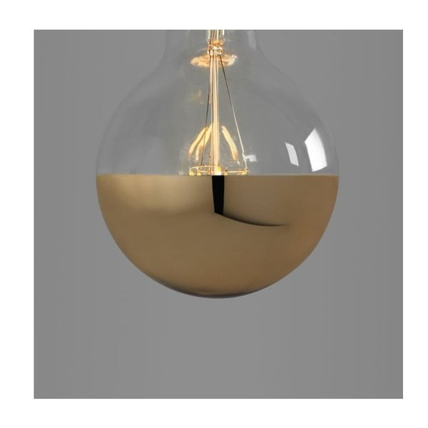 Žárovka Small Globe Led Gold Edison E27