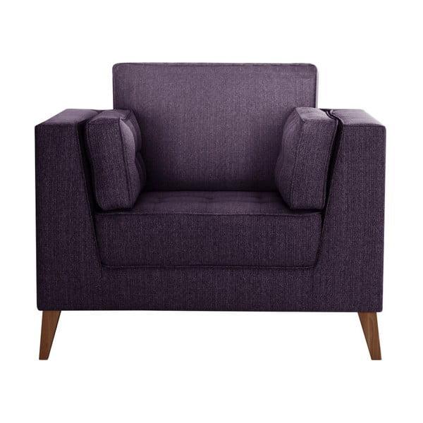 Atalaia Plum lila fotel - Stella Cadente Maison