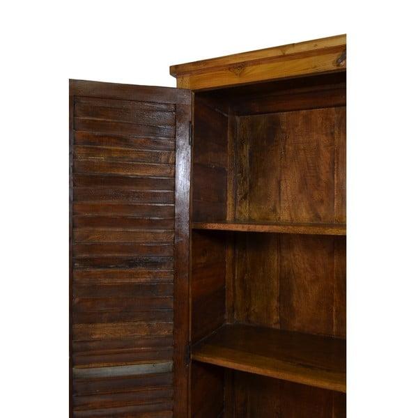 Dřevěná skříň Goa, 181 cm