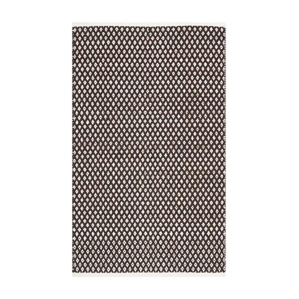 Koberec Safavieh Nantucket 91x152 cm, hnědý