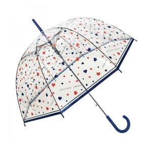 Umbrelă Ambiance Susino Hearts