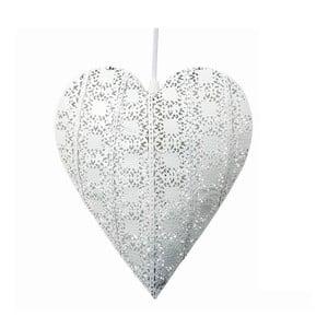 Visící dekorativní srdce Heart