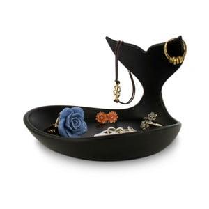 Černá miska na šperky J-Me Baby Whale