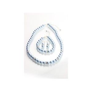 Set šperků s krystaly Swarovski Elements Laura Bruni Lena