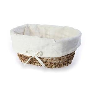 Proutěný košík Oval Basket, 46 cm