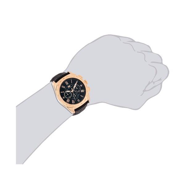 Pánské hodinky Rhodenwald&Söhne Jaxson Black