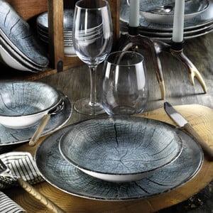 24dílná sada porcelánového nádobí Kutahya Caresso