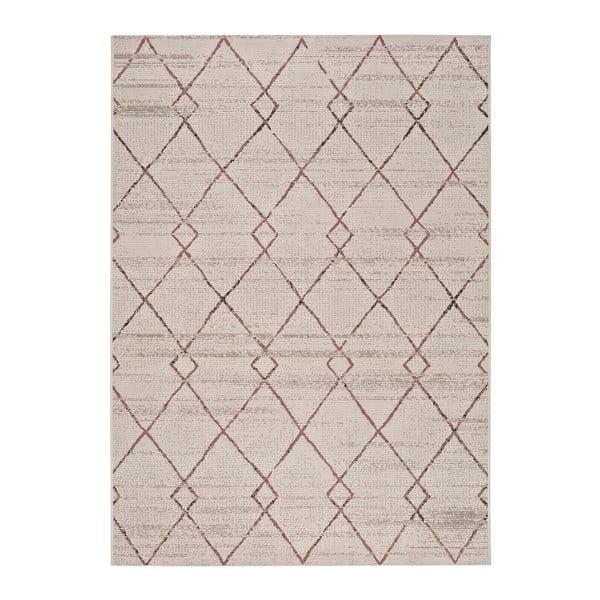 Béžový koberec Universal Libra Beige Muro, 80 x 150 cm