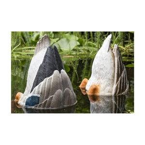 Set 2 decorațiuni pentru grădină Boltze Duck Tail