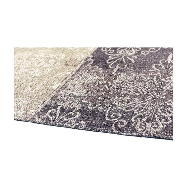 Šedo-modrý koberec La Forma Spiros, 160x230 cm