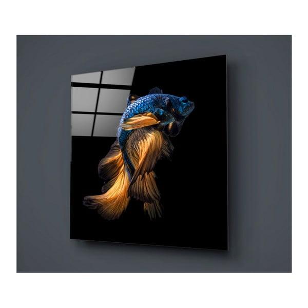 Obraz szklany Insigne Rahnida, 40x40cm