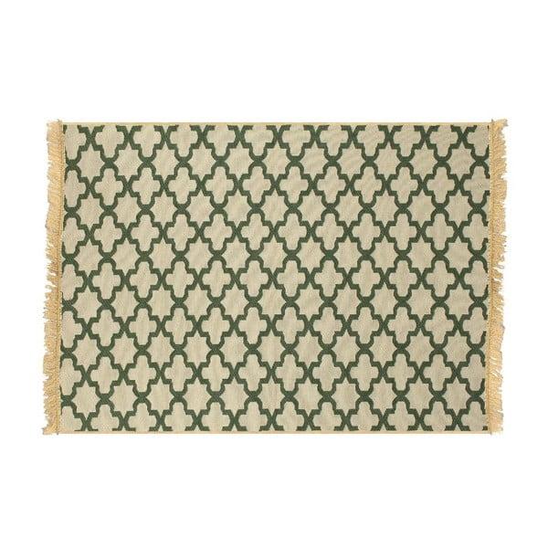 Zelenobéžový koberec Ya Rugs Yildiz, 80x150cm