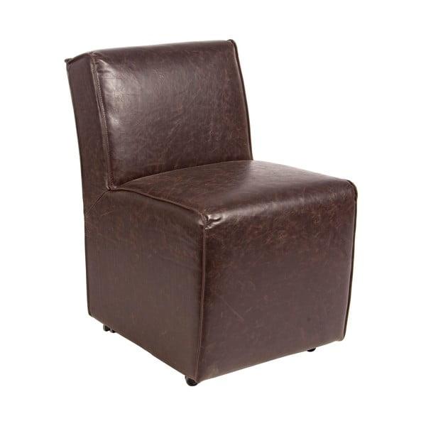 Židle Seduta, hnědá