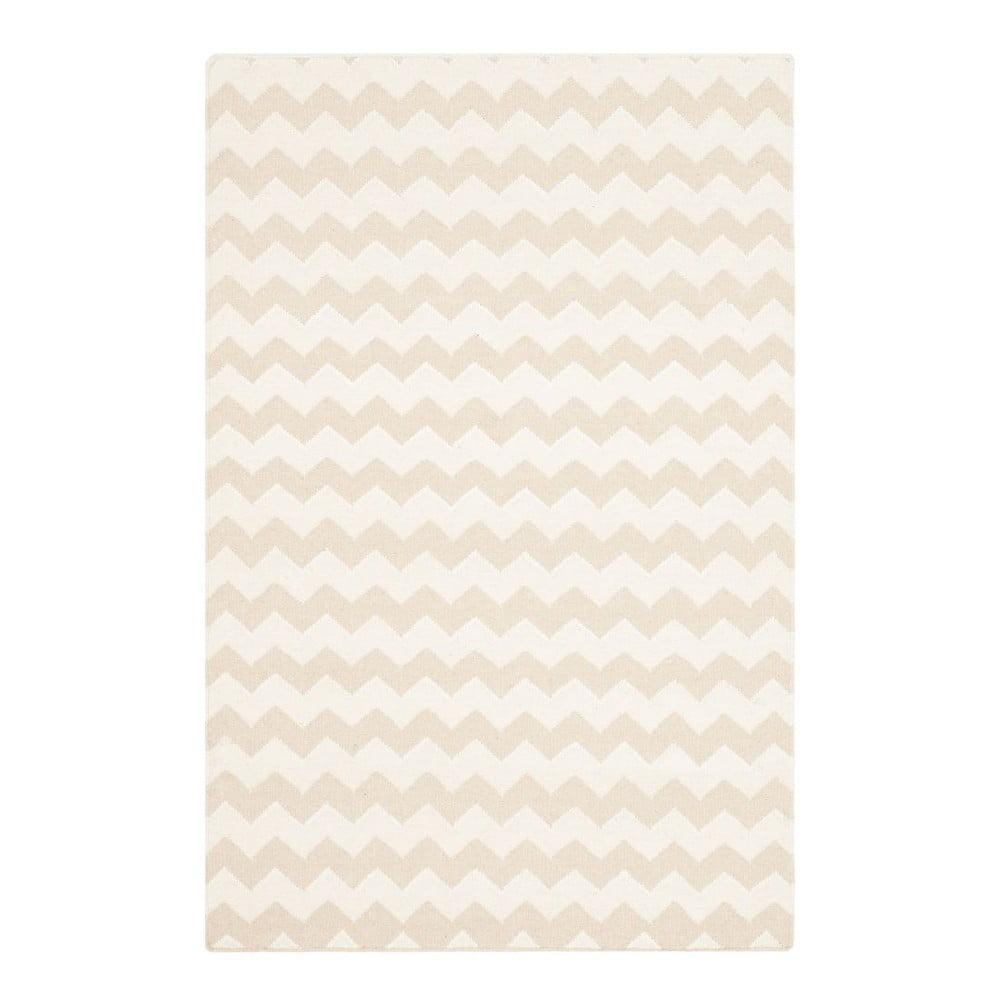 Krémově bílý koberec Safavieh Blair, 182 x 121 cm