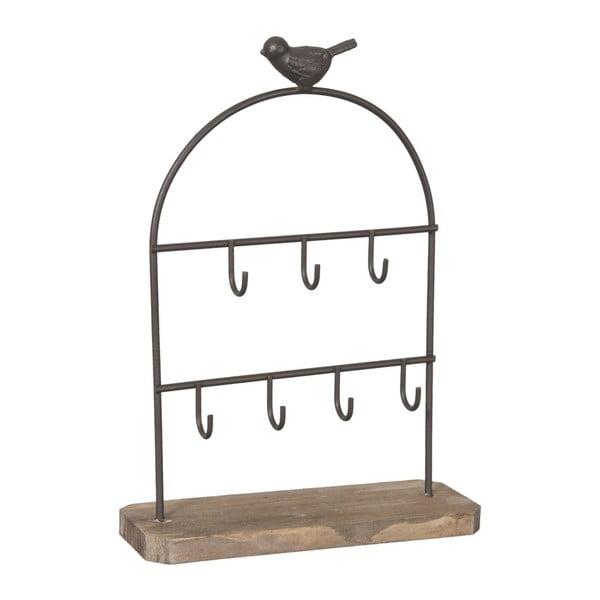Věšák Keyrack Bird, 19x26 cm