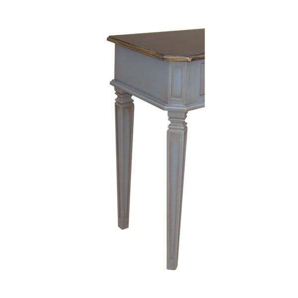 Odkládací konzolový stolek Transilvania Belgique Grey
