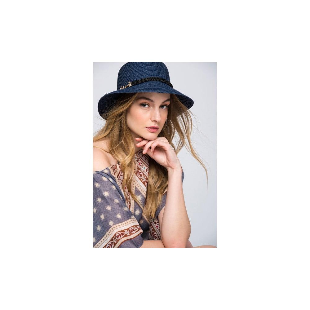 Tmavě modrý dámský klobouk NW Cool Girl  1c0526a0a0