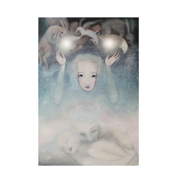 Autorský plakát od Lény Brauner Podvědomí, 60x83cm