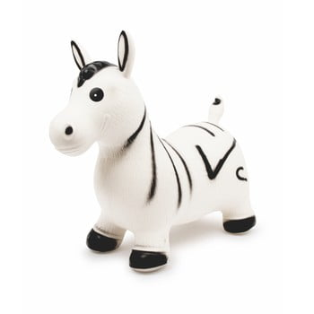Jucărie pentru sărituri Legler Hopping Zebra imagine