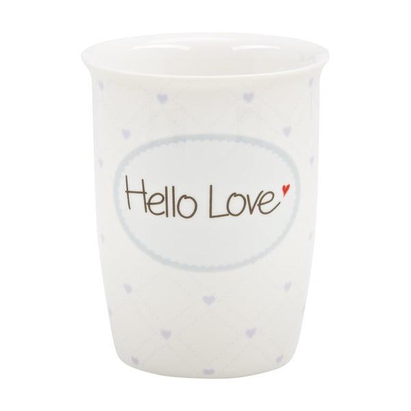 Menší cestovní hrnek Hello Love