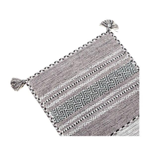 Ručně tkaný koberec Kilim Tribal 408, 180x60 cm