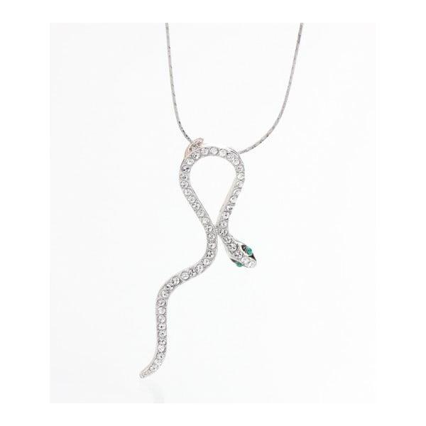 Naszyjnik z kryształami Swarovski Elements Laura Bruni Elodie