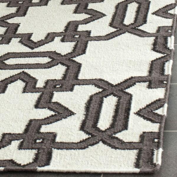 Vlněný ručně tkaný koberec Safavieh Kata, 121x182cm