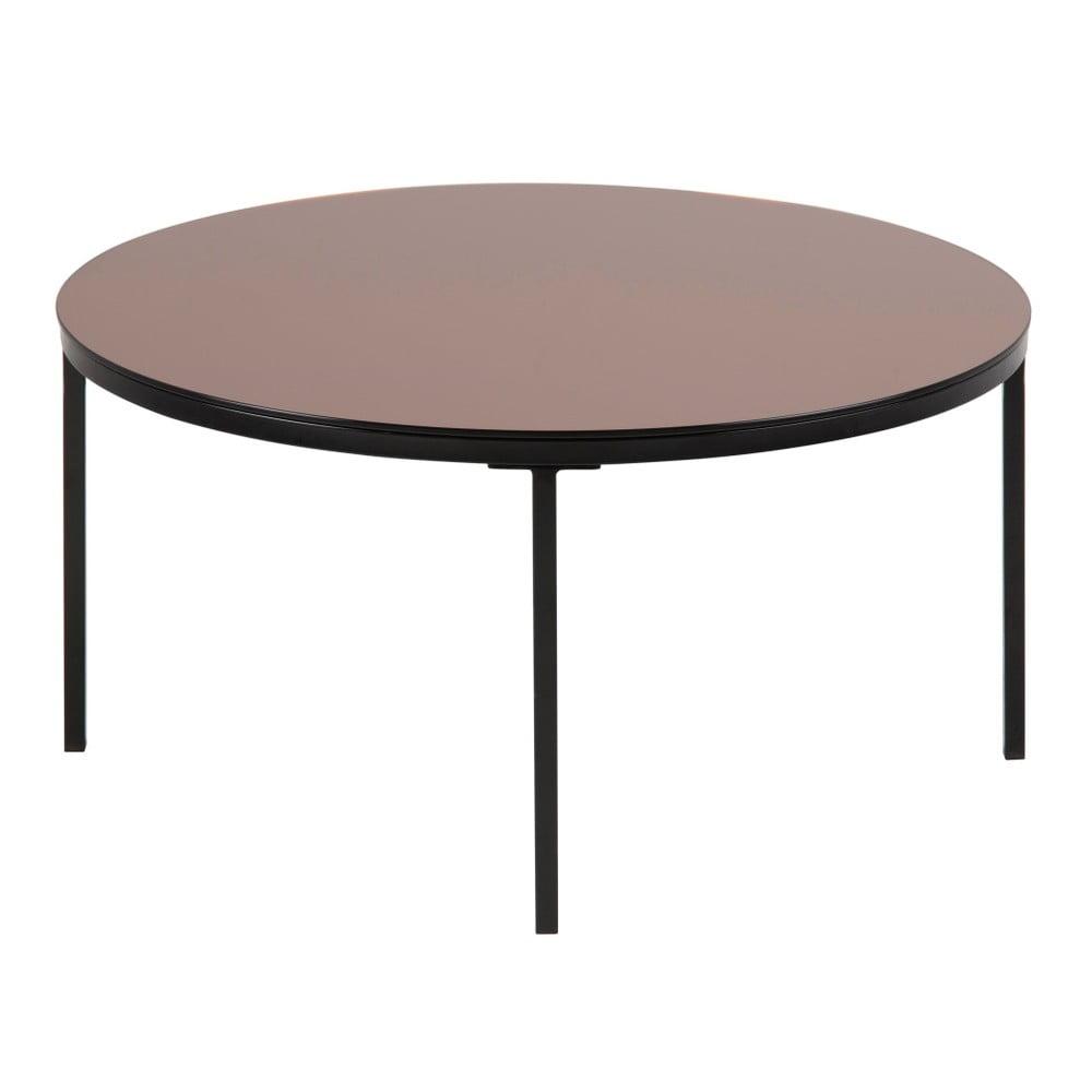 Konferenční stolek Actona Gina, ⌀ 80 cm