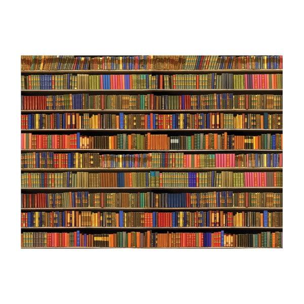 Velkoformátová tapeta Knihovna, 315x232 cm