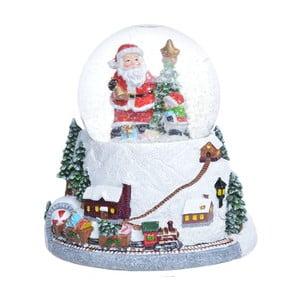 Hrající sněžítko Ewax Snowy Time
