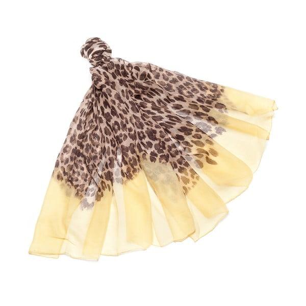 Šátek Berta Yellow