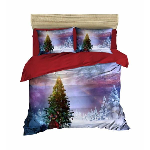 Nicole karácsonyi, kétszemélyes ágyneműhuzat, 200 x 220 cm