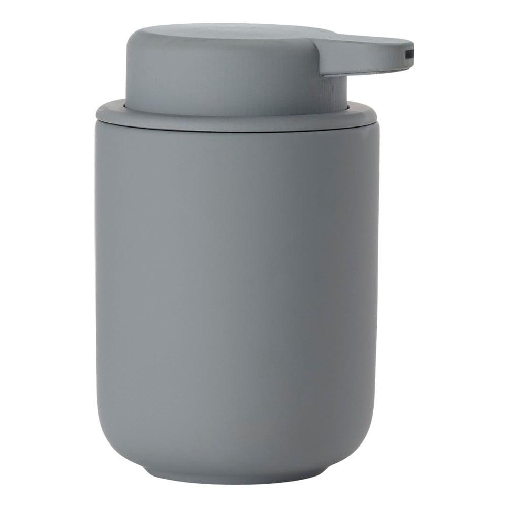 Šedý dávkovač na mýdlo Zone UME